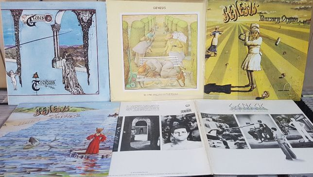 "lp vinil rock progressivo Genesis Peter Gabriel ""the lamb lies down"""