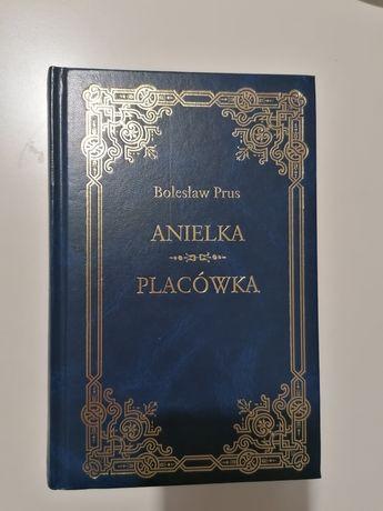 """""""Anielka"""" , """"Placówka"""" - Bolesław Prus"""