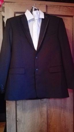 Garnitur ślubny +GRATIS koszula i krawat