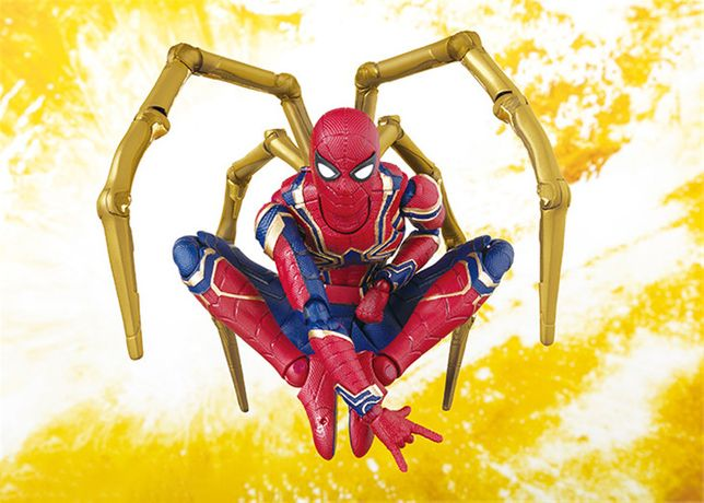 Фигурка Статуэтка Человек Паук Spider Man Спайдермен Марвел Игрушка