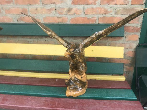 Продам орлов деревянных ручной роботы!