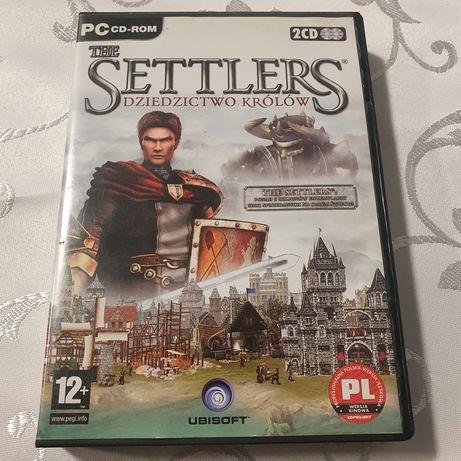 The Settlers - Dziedzictwo Królów gra PC
