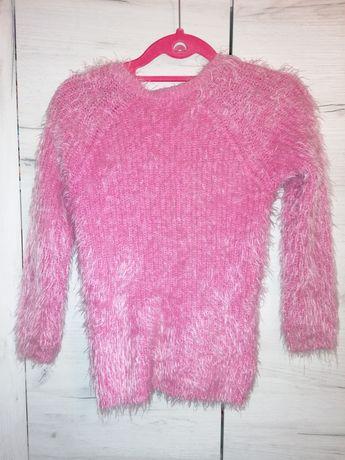 Sweterek rozpinany 116