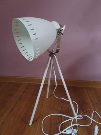 Lampa biurkowa podłogowa