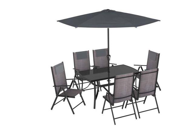 Nowy parasol ogrodowy