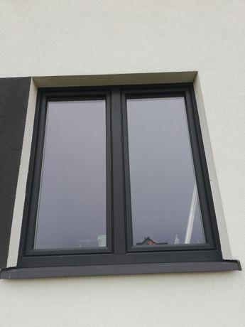Okno używane plastikowe