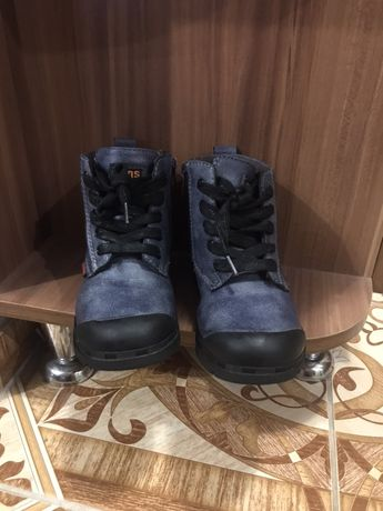 Зимние ботинки для мальчика.Сапожки. Зима для хлопчика.