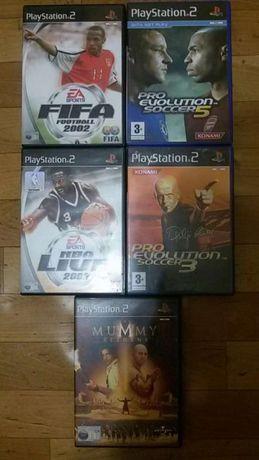 Игры PlayStation2 оригинал
