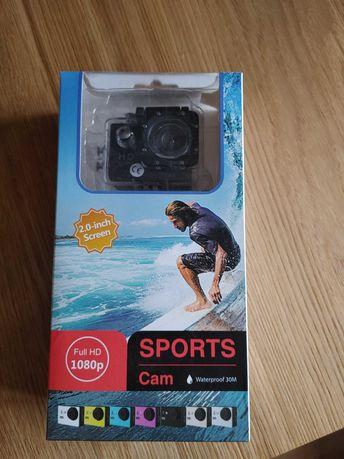Kamera sportowa wodoodporna