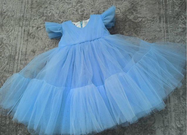 Сукня  для принцеси на 1 рік.