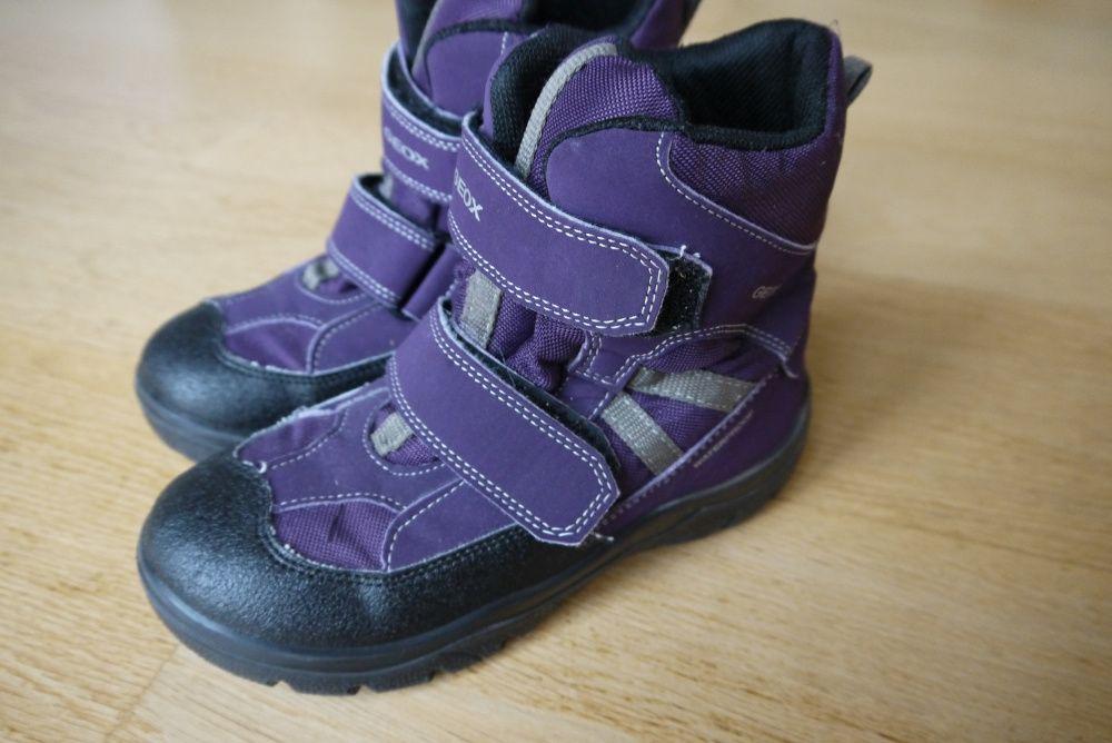 Buty zimowe Dziewczęce Geox r. 32 Ożarów Mazowiecki - image 1