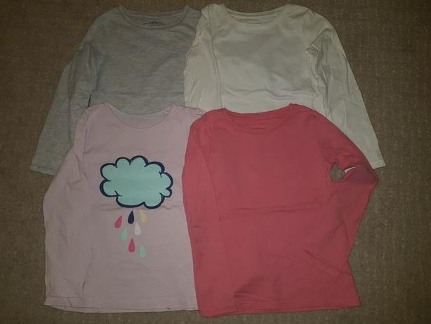 Koszulki długi rękaw roz.116