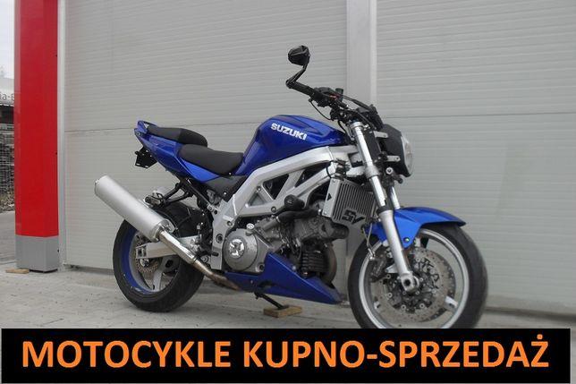 Suzuki SV 1000 Motocykle Lubin ul.Ścinawska 23