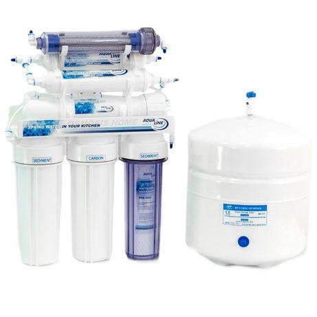 Фильтры для воды, обратный осмос, Aqualine RO-7 фильтр для воды