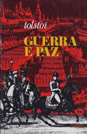 """Guerra e Paz"" de Leo Tolstoi."