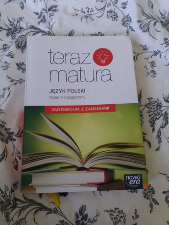 Język polski Vademecum teraz matura