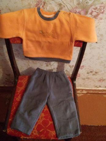 Продается детский костюм на флизе