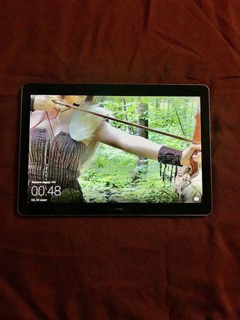 Ідеальний. Планшет Huawei MediaPad T3 10 (маталічний корпус) + чохол