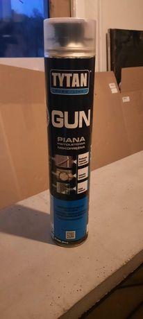 Piana montażowa tytan GUN EURO-LINE