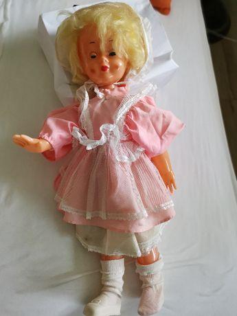 duża, rosyjska lalka PRL
