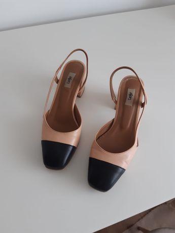 Sapatos em pele Zilian