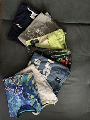 Zestaw koszulek mlodzieżowych 160-164