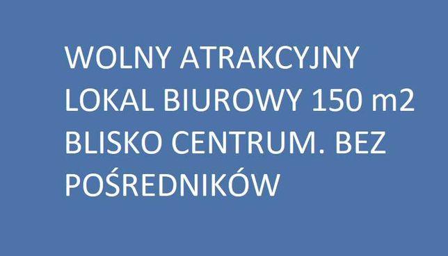 Atrakcyjny lokal biurowy blisko centrum Lublina 150 m2 bez pośredników