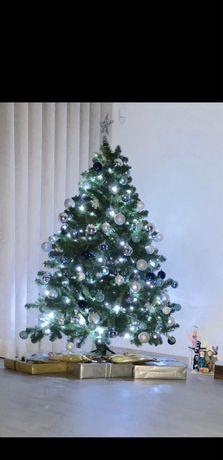 Arvore Natal 1.80cm
