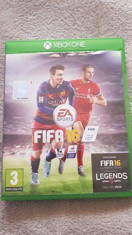 Gra xbox one Fifa 16