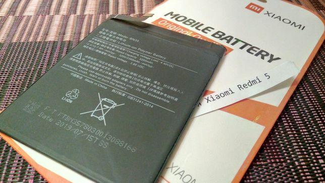 Аккумулятор Батарея Xiaomi Redmi 5/ 5 Plus/ Note 5/ 6/ 6a/ Note 6 Pro