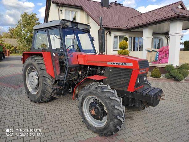 Ciągnik rolniczy ursus 1224,1012 w oryginale 1990 rok zarejestrowany