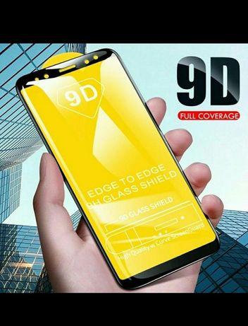 Захисне скло 5D Xiaomi Redmi5/5+/6/7/Note/4x/5S2/MI8/MI8L/MiA1/Mi6x