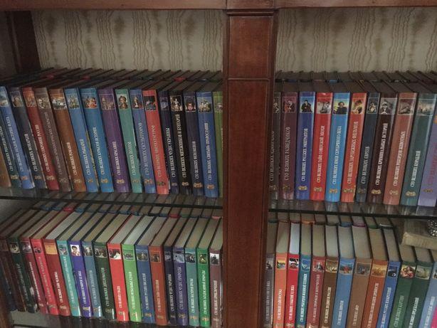 100 великих продам коллекцию более 150 книг