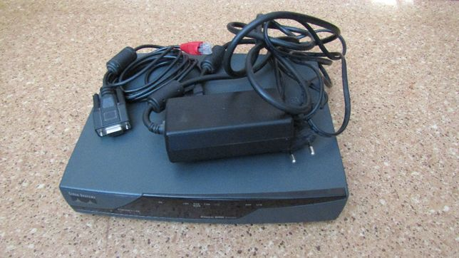 Маршрутизатор (router) Cisco-870
