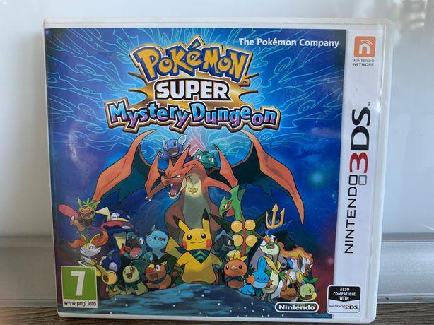 Pokemon - Super Mystery Dungeon