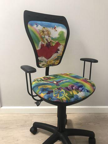 Krzesło dziecięce biurowe Agata meble