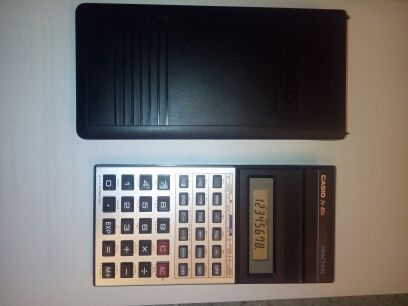 kalkulator oryg.japoński z funkcjami mat.