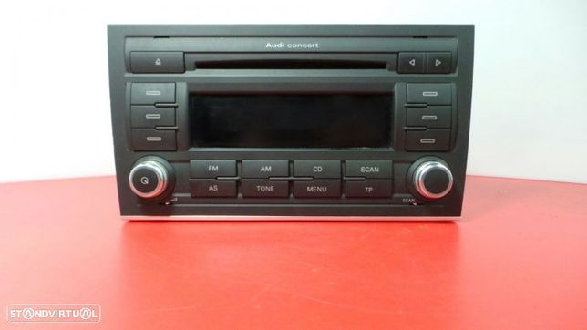 Auto-Rádio (Cd) Audi A4 (8Ec, B7)