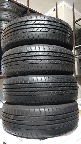 185/65/15 7.5мм Goodyear 2014год КАК НОВЫЕ летние шины из Германии