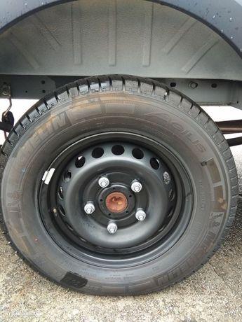 Jantes Ford Transit V363 Caixa (Fcd, Fdd)