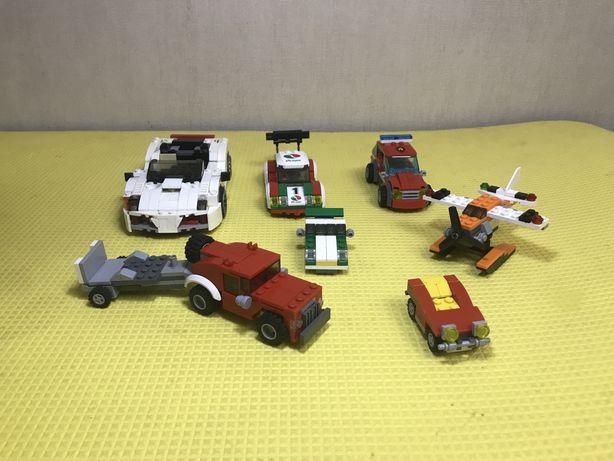 Lego Лего Creator,Lego city  Лот из 6 наборов