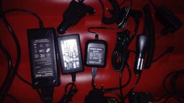 Блок питания адаптер телефон провод на пк камера принтер трансформатор