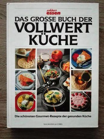 Książka kucharska w języku niemieckim