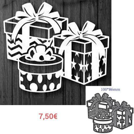 Cortantes Natal - disponíveis