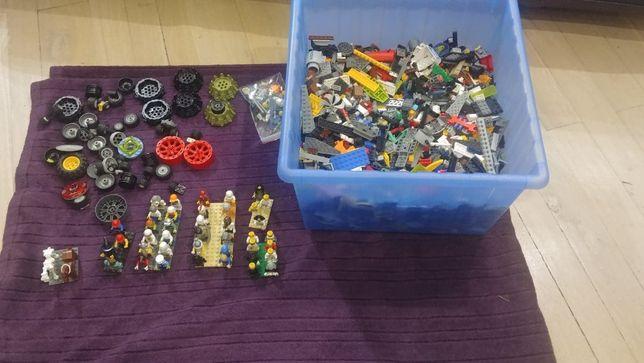 LEGO klocki różne