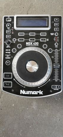Numark NDX 400 CD/MP3/USB + mixer Numark m3 okazja!