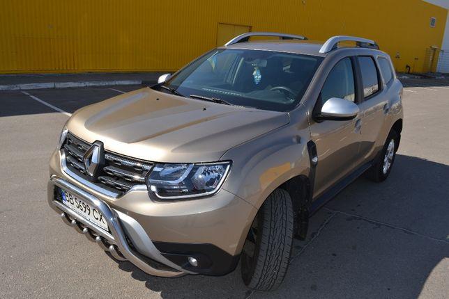 Автомобиль Рено Renault Дастер Daster 2018. 41 тыс. км. Не пожалеете!