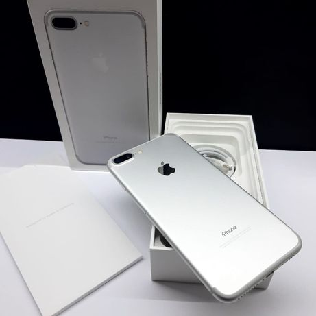 iPhone 7 Plus 128Gb Silver айфон 7 плюс