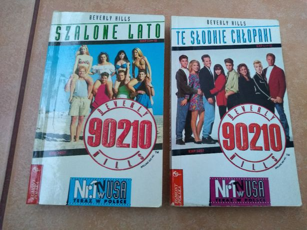Beverly Hills 90210 = szalone lato = słodkie chłopaki = POLECAM!!