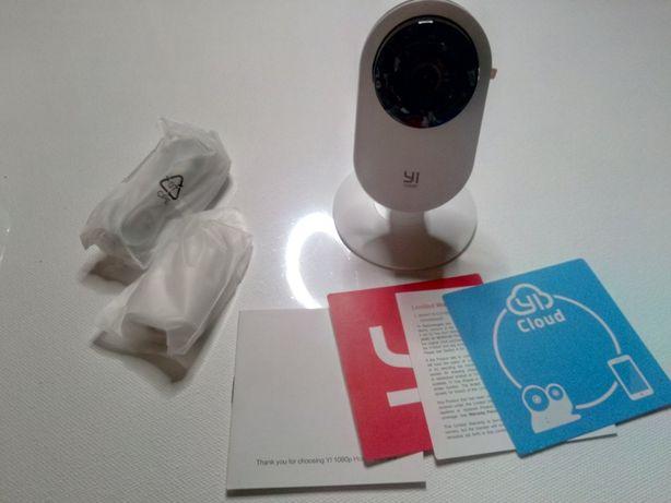 IP-камера Xiaomi Yi Home Camera 1080p оригинал GLOBAL